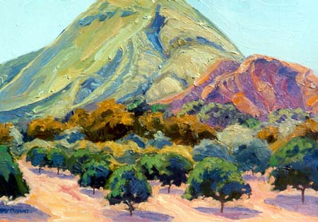 Hills with Grove, Fillmore